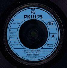 """Roger Miller(7"""" Vinyl)Little Green Apples/ King Of The Road-Philips-616-VG/NM"""