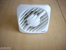 Marley Badlüfter. Ventilator. Mit Rückstau-Verschluss und Nachlaufrelais. 100 mm