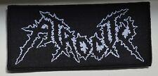 ATROCITY - Old Logo - 15,3 cm x 7 cm - Patch - 165155