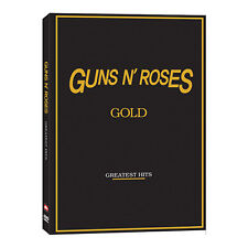 Guns N' Roses / Gold - Greatest Hits Song DVD - (*New *Sealed *All Region)