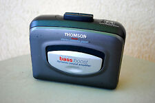 Lecteur de cassette portable / baladeur K7 THOMSON TK 400 Stereo Player