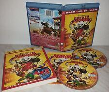 BLU-RAY + DVD KUNG FU PANDA 2