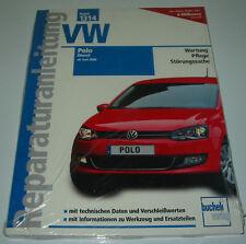 Reparaturanleitung VW Polo V TDI Diesel 3 + 4 Zylinder Typ 6R ab Baujahr 06/2009