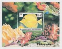 Guinea - Fish 1997 - MNH