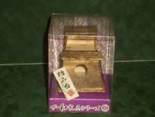 "Japanese Dollhouse Miniature Furniture Mini Wood Step Stool ""Fumidai""  New"