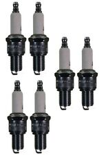 Set Of 6 Spark Plugs AcDelco For Austin BMW Ferrari Mecedes Reliant Triumph 6CYL