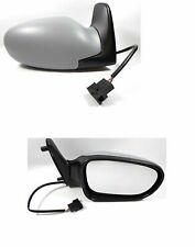 FORD GALAXY 2001-2006 DOOR WING MIRROR PRIMED ELECTRIC RH RIGHT O/S DRIVER SIDE