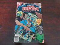 Detective Comics #477 (May-Jun 1978, DC) Batman FN 6.0