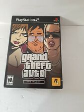 Grand Theft Auto: The Trilogy (Sony PlayStation 2, 2006) Ps2 Complete