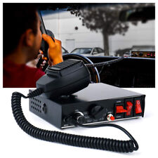 200W 8 Sound for Car Loud Warning Police Alarm Siren Horn PA Speaker MIC System