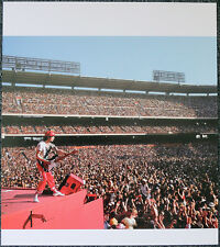 THE ROLLING STONES POSTER PAGE 1981 US TOUR MICK JAGGER . Y68