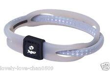 Phiten 0312TG497025 RAKUWA Titanium Bracelet X50 17cm Health Care Relax Gray