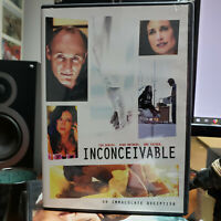 Inconceivable (DVD, 2009) - Andy MacDowell - Jennifer Tilly Free USA Shipping