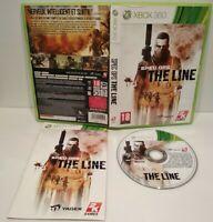 Spec Ops : The Line - Jeu XBOX 360 - PAL français- Complet - Comme neuf