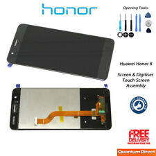NEW Huawei Honor 8 Replacement LCD Touch Screen Digitiser Assembly w/Tools BLACK