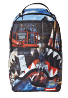 SPRAYGROUND BILLBOARD SHARK BACKPACK - Authentic - Limited Edition - Brand New
