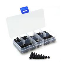 300pcs M3 Nylon Spacer Screws Nut Distance Weapon Plastic Accessories Kit T6X9