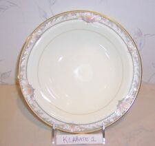 NEW Noritake BARRYMORE Round Vegetable (Salad) Serving Bowl - BRAND NEW IN BOX