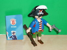 Playmobil Série 8 Sobre Surprise 5596 / Figurines - Pirate