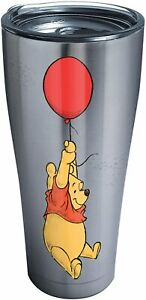 Tervis Stainless Steel Tumbler Cup Disney's Winnie The Pooh 20 oz Collectible
