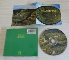 RARE CD ALBUM HERGEST RIDGE MIKE OLDFIELD PICTURE DISC CDV 2013