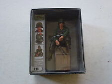 Torro 1/16 Hand-Painted Tank Crew Figures - US Army Tank Rider Private 1st Class