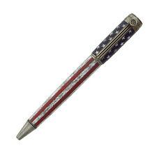 Retro 51 Harley-Davidson Vintage Rider Ballpoint Pen, Easy (American Flag)
