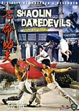 Shaolin Daredevils AKA: The Daredevils; Magnificent Acrobats dvd