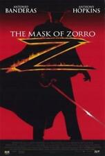 The Mask of Zorro (DVD, 1998, Closed Caption) NEW