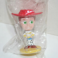 "NEW Disney Pixar 3"" Toy Story COWGIRL JESSIE bobble head toy KELLOGGS Cereal"