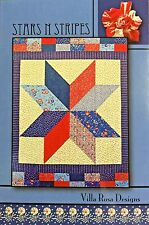 Stars N Stripes Quilt Pattern