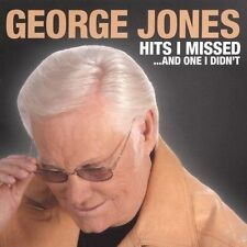 Hits I Missed...And One I Didn't by George Jones (CD, Sep-2005, Bandit Records)