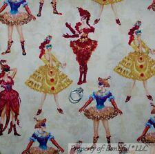 BonEful Fabric Cotton Quilt Gold Mardi Gras Feather Dress Costume Mask FQ SCRAP