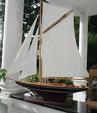 Segelboot Luxus- Modell  Segelyacht Nr.29 Maritim Segel  Schiff Meer NEU