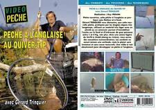 Pêche à l'anglaise au quiver-tip avec Gérard Trinquier - Pêche au coup - Vidéo P