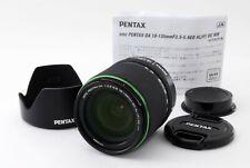 PENTAX DA SMC 18-135mm f/3.5-5.6 ED AL (IF) DC WR  Lens [NEARMINT] #1810-7