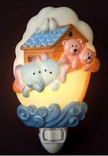 "Ibis & Orchid ""Noah's Ark"" Night Light w/ Gift Box & Bulb (#83)"