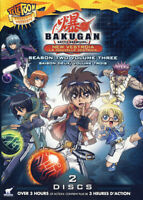 Bakugan Battle Brawlers - New Vestroia Season  New DVD
