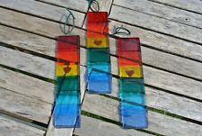 Rainbow suncatcher wishstick lightcatcher- £2 to NHS charities