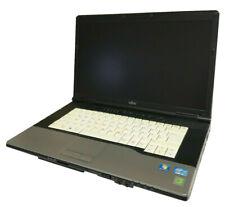 "Fujitsu Lifebook E752 15,6 "" Notebook Intel Core i3-3110M 8GB Ram 256GB Ssd"