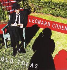 LEONARD COHEN OLD IDEAS 2012 CD FOLK NEW