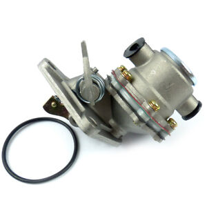 Diesel Pompe Carburant Mécanique Pour Fiat Ducato Iveco Daily 2.4 2.5 2.8 D