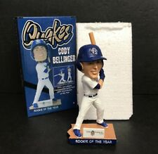 Cody Bellinger 2018 RANCHO QUAKES Dodgers ROOKIE of the YEAR Bobblehead SGA
