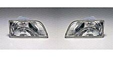 Headlight Pair For CITROEN Ax 95625003 95618745 MAGNETI MARELLI