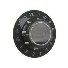 HOTPOINT Washing Machine Graphite Timer Dial Knob Fits WMPF742GUK WMPF762GUK