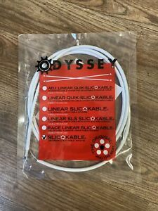ODYSSEY SLIC-KABLE 1.5mm BMX BICYCLE BRAKE CABLE WHITE