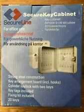 Schlüsselschrank Secure Line für 20 Schlüssel