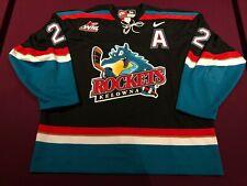 Shea Weber Kelowna Rockets NIKE Authentic Vintage Hockey Jersey RARE - Size 56