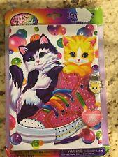 Lisa Frank (Kitten Sneakers) Light-Up Diary