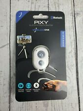 Pixy Wireless Bluetooth Remote Shutter Camera Control for IOS and Android.